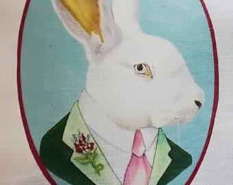 Transfer 003. Original and elegant dress Bunny