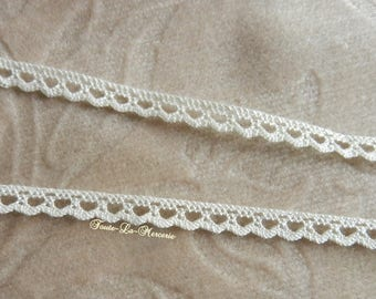 Very fine and elegant, lace for sewing or scrapbooking