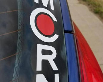 The Expanse, SYFY Series MCRN, or CPM Car, phone, or laptop Decal