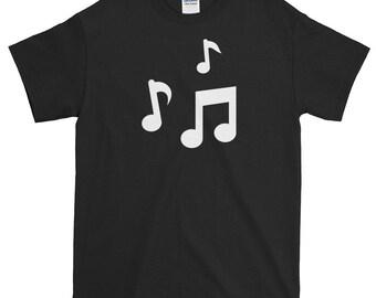 Music Notes Musical Piano Teachers Choirs Lovers T shirt