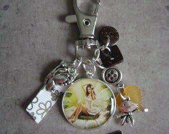 Keychain / fairy bag charm