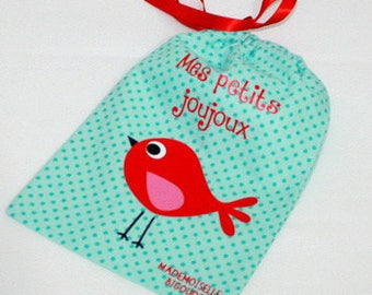 Pattern/transfer in flex fusible bird large format