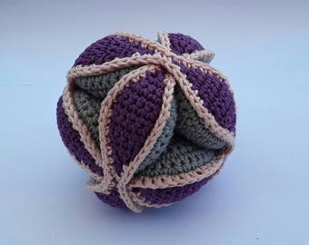 Puzzle ball for baby