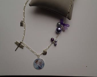Necklace for girl snow Queen