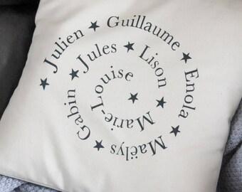 COVER of Pillow original customize 40 x 40