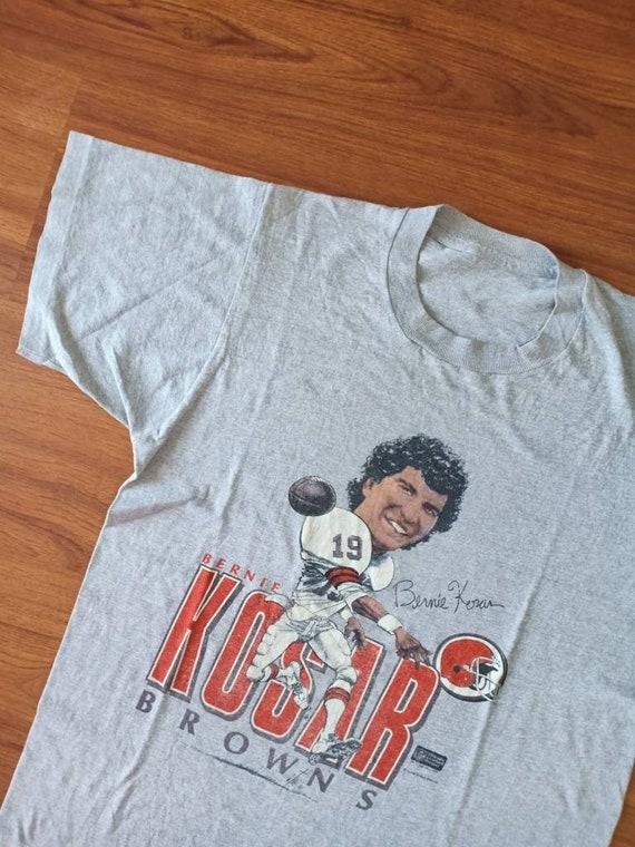 Vintage Bernie Kosar 80's t shirt salem sportswea… - image 2