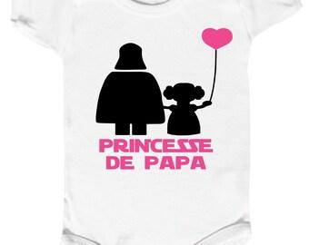 9b348c5896a78 body bébé personnalisé princesse de papa