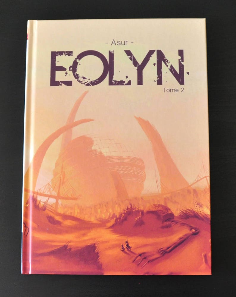 EOLYN  Volume 2 Cardboard Cover Album 100 Color Boards image 0