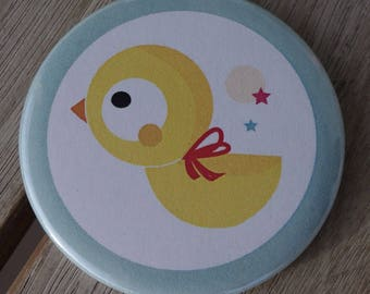 Magnet magnet series animal chick 56mm