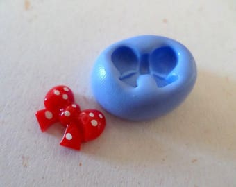 New! Mold to create your beautiful bows 1 cm