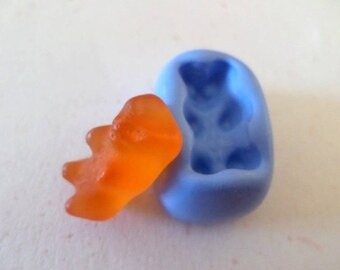 New! Mold to create your beautiful little cubs 2cm