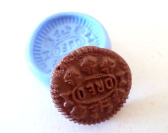 New! To create pretty 2.5 cm oreo cookie mold
