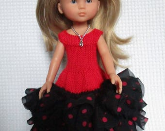 My dear, the darlings of corolla doll dress