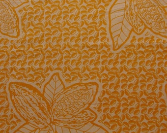 "1 coupon Woodin ""Fruit of cocoa"" - 40 X 64 cm"