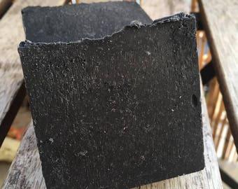 Black Charcoal Detox Soap