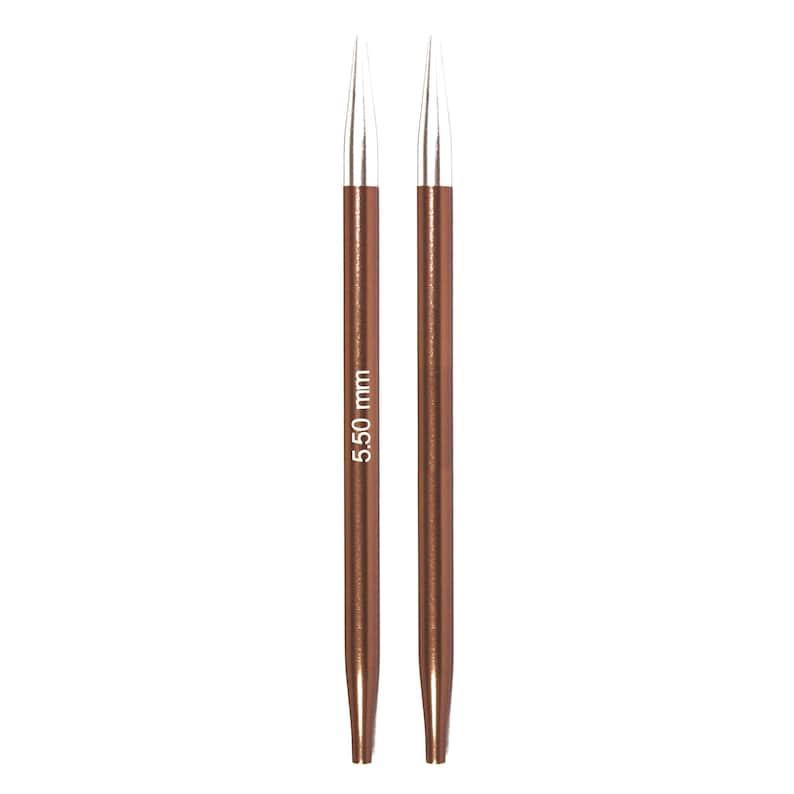 Knitpro Zing Tricoter Needles Circular Interchangeable Size 3.00 mm 8.00 mm  Size to Choose  Standard