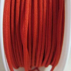 2 mm SATAB n 210 Fuchsia pink rat tail