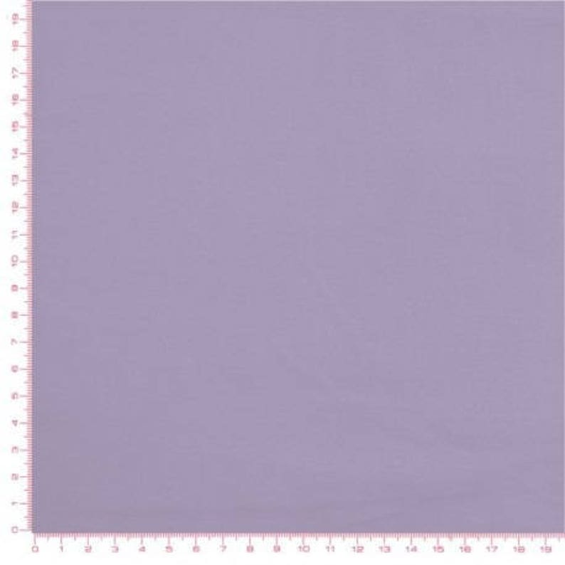 Plain purple 100/% cotton fabric