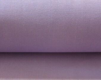 Plain purple 100% cotton fabric