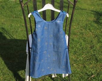 ba6967e56520a Robe trapèze - robe fille