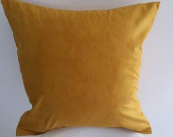 Yellow cushion moiré; 100% cotton