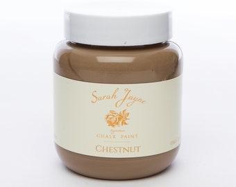 Sarah Jayne Signature Chalk Paint - Chestnut - FREE P&P