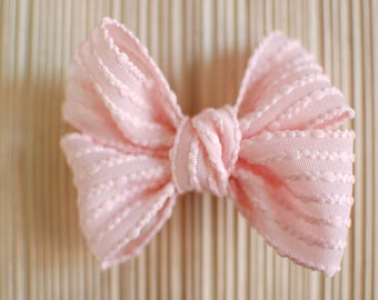 lovely Ellin  Hair bow Barrette Hair pin sequins