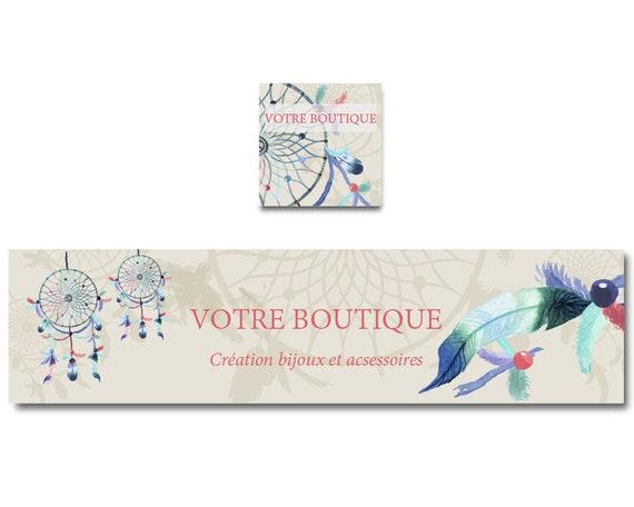 Carte De Visite Bohme Communication Visuelle Design Attrape