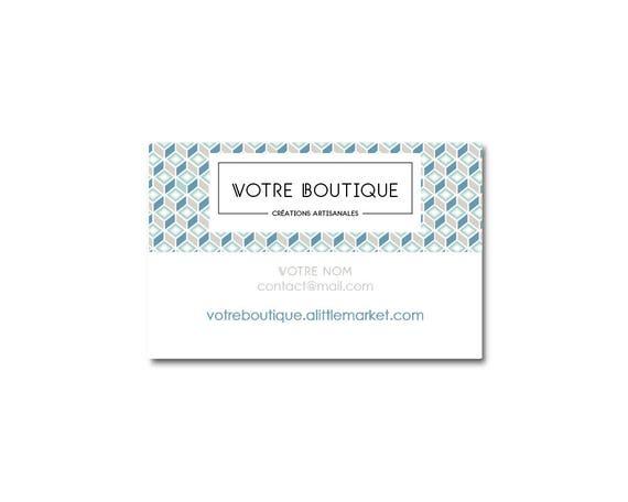 Carte De Visite Scandinave à Imprimer Création Carte De Visite Design Uniquecarte Recto Personnalisable Communication Visuelle Entreprise