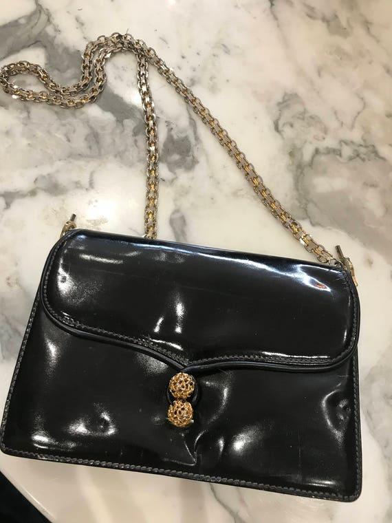 de7d072128d1 60s vintage Gucci bag | Etsy