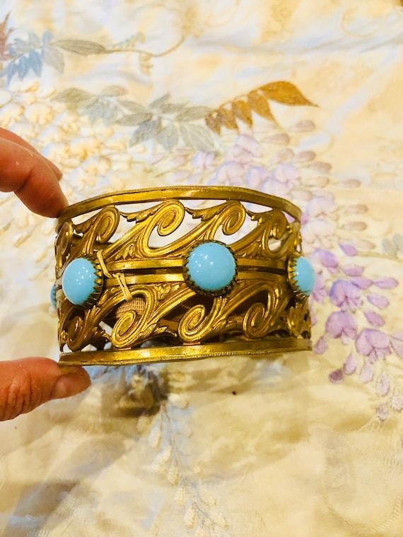 Vintage Baroque armlet