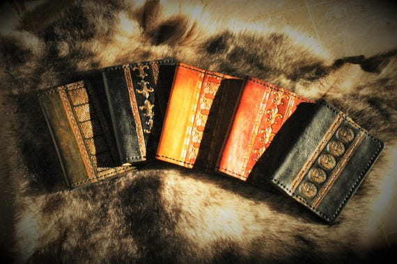 passport cover, leather cover, ID cover, embossing leather, choose your pattern
