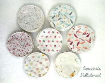 Washable breastfeeding pads