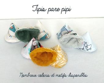 Pee tipi, pee-pee cone, peepee teepee, gift birth boy
