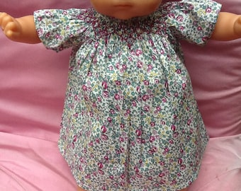 Liberty plum dress doll 36 cm