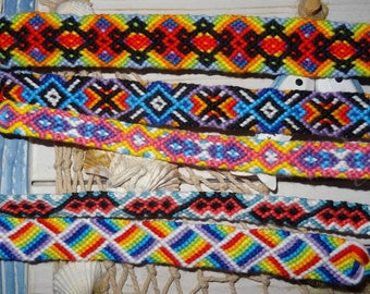 Bracelet friendship set of 5 models
