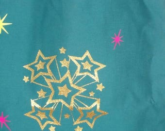 """""""Star explosion"""" tote bag"""