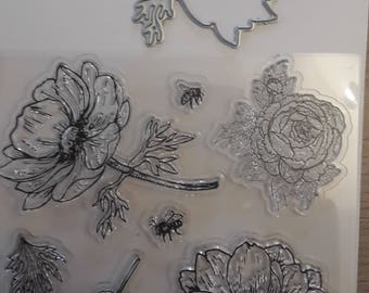Clear stamps and mold cutting