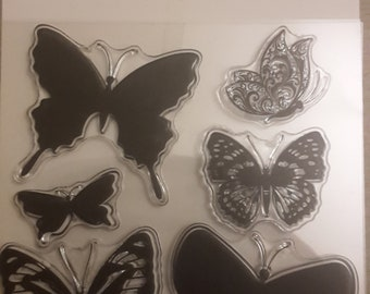 Clear stamps mold