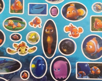 Stickers stickers dory