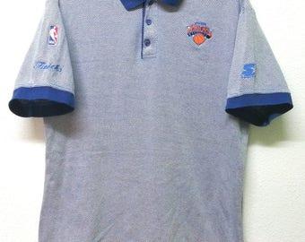 c0afddbcc Vintage Knicks NBA Basketball Starter T shirt Size L