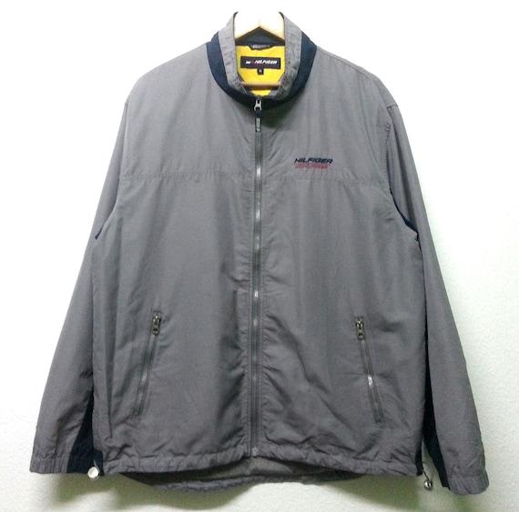 Vintage 90s Tommy Hilfiger Windbreaker Jacket