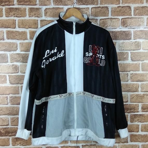 Vintage Lui Gerald Cartoon Jacket Big Logo