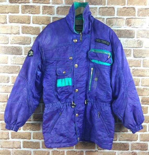 Vintage Descente Ski Jacket Descente Ski Jacket De