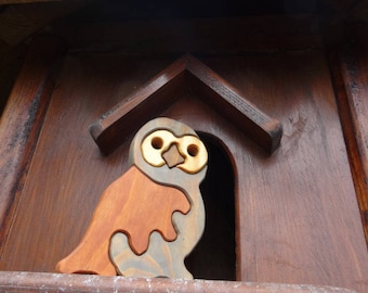 The tawny puzzle: OWL