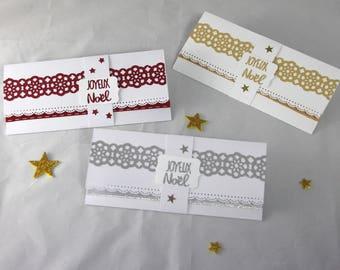 Set of 3 covers Christmas gift