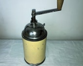 Coffee Mill of the Czechoslovakian firm SAVA. Aal 1930 39. Antique Coffee Grinder. Old Coffee Mill