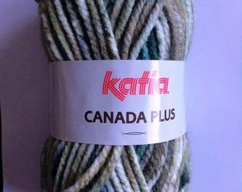 large wire canada more Katia No. 305 green color