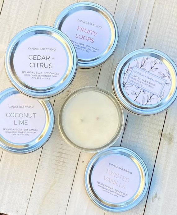 PICK A SCENT! Spring Soy Candles, Soy Candle, Soy Candles, Candles, Candle, Natural Candle,Home Decor, Gift, Natural candles
