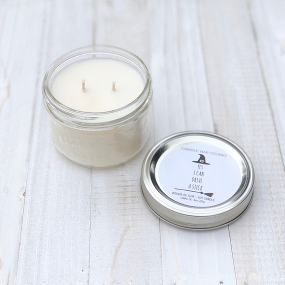YES I CAN Soy Candle